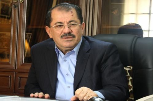 ناظم دباغ در گفتگو با مهر:توافق با اتحادیه میهنی در انتخاب نچیروان بارزانی لحاظ نشد