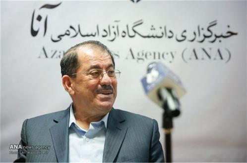 ناظم دباغ در گفتگو با آنا:سفر روحانی به عراق بر روابط بغداد-اربیل اثر مثبت خواهد داشت