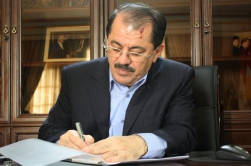 ناظم دباغ ؛  دلایل خروج سومین حزب از حکومت اقلیم کردستان