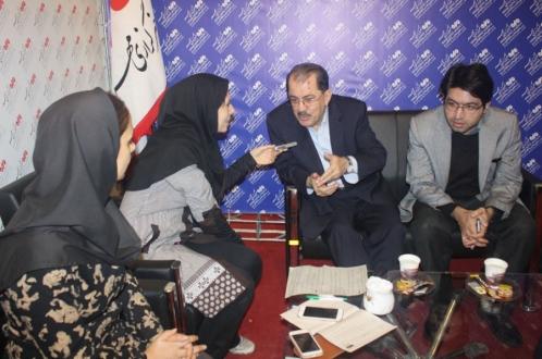 ناظم دباغ در گفتگو با مهر: سفر بارزانی به ایران یک روزه و درباره تقویت روابط دوجانبه است