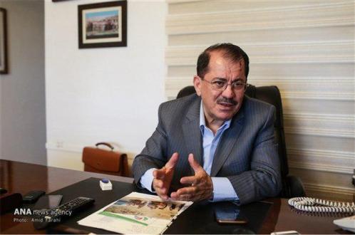 نماینده اقلیم کردستان عراق در ایران خبر داد: میانجیگری ایران برای حل اختلافات میان اربیل و بغداد