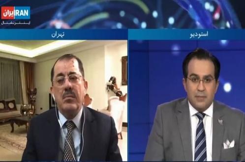مصاحبه ناظم دباغ با شبکه ایران اینترنشنال درباره فیلم توکل