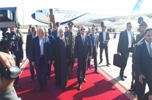 ناظم دباغ: عراق با استقبال باشکوه از روحانی، استقلال خود را به نمایش گذاشت