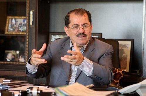 ناظم دباغ نماینده حکومت اقلیم کردستان در ایران:افزایش امکان حصول توافق بغداد- اربیل