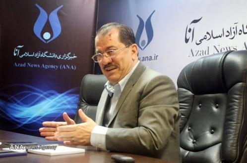 ناظم دباغ نماینده اقلیم کردستان عراق در ایران در گفتگو با کردپرس: علیرغم تحریم های آمریکا، سیاست اقلیم کردستان گسترش روابط با تهران است