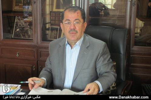 نماینده اقلیم کردستان عراق: وزارت خارجه ایران من را احضار کرد