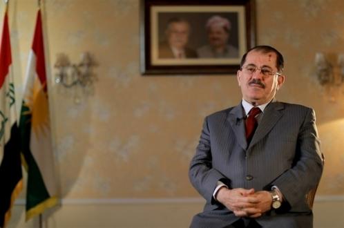 گفتگو با ناظم دباغ ماجرای چک ضمانت سردار سلیمانی برای کمک به اقلیم کردستان/ کمک ایران جلوی مصیبت داعش در منطقه ما را گرفت