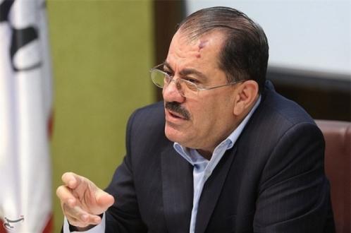 نماینده اقلیم کردستان عراق در تهران: آمریکا نمیخواهد میان ایران و عراق روابط تجاری باشد