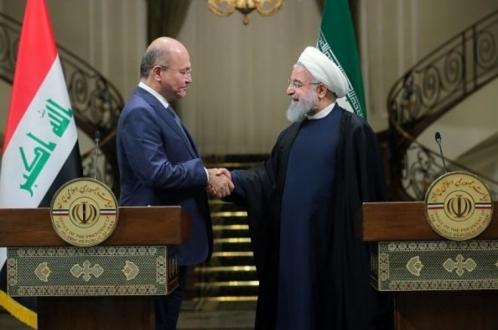 سفر روحانی به عراق تاثیرات خود را نشان داد... حجم مبادلات تجاری افزایش مییابد
