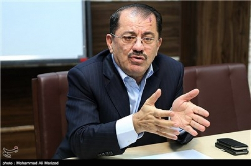 ناظم دباغ: بارزانی با برهم همکاری میکند/ نقش مثبت صالح در ایجاد وحدت و امنیت عراق