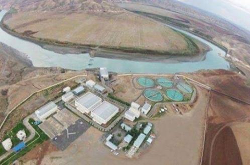 ناظم دباغ: ایران براساس حقوق قانونی و با درنظرگرفتن حسن همجواری،آب زاب کوچک را باز میکند