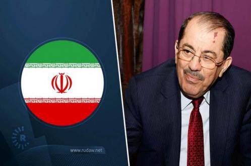 ناظم دباغ در مورد پخش تمبری در اقلیم کردستان توضیحاتی به وزارت خارجه ایران ارائه داد