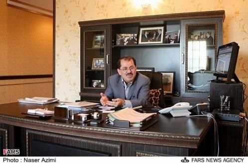 ناظم دباغ: ایران همواره جهت حل و فصل مشکلات میان گروههای سیاسی و پیگیری اموراتاش، هیات و کانالهای ویژه خود را در اقلیم دارد