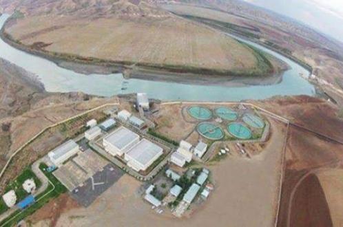 ناظم دباغ: مشکلات بستن آب «زاب کوچک» را به مسئولان مربوطه ایرانی اطلاع دادهایم